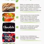 Beneficios de los vegetales: 11 infografías con todas las propiedades de los vegetales
