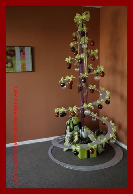 Im genes de arboles de navidad muy originales - Adornos navidad originales ...