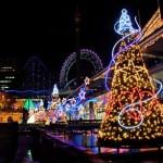 Espectaculares imágenes de la Navidad Japonesa