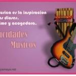 Imágenes de ¡Felíz Día del Músico! para felicitar