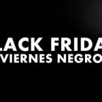 Viernes Negro en imágenes o Black Friday