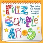 Imágenes con dibujos de Felíz Cumpleaños frases, tarjetas y mensajes bonitos para compartir