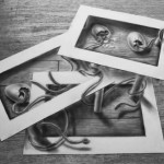 43 Sorprendentes Dibujos a lapiz en 3D muy realistas