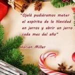 Tarjetas con mensajes tiernos para Navidad