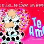 Tarjetas con frases de Amor para Whatsapp Bonitas