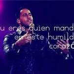 Imágenes con Frases de Canciones de Romeo Santos para descargar