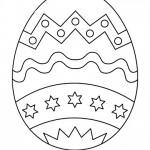 Originales huevos y conejos de pascua para imprimir y colorear el Domingo de Resurrección