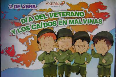 Día del Veterano y de los Caídos en la Guerra de Malvinas - argentina - 2 de abril 17