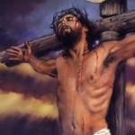 Imágenes de Jesus en la cruz y Dibujos de Cristo crucificado para descargar o compartir