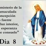 Imágenes del Día de la Inmaculada Concepción de María con frases