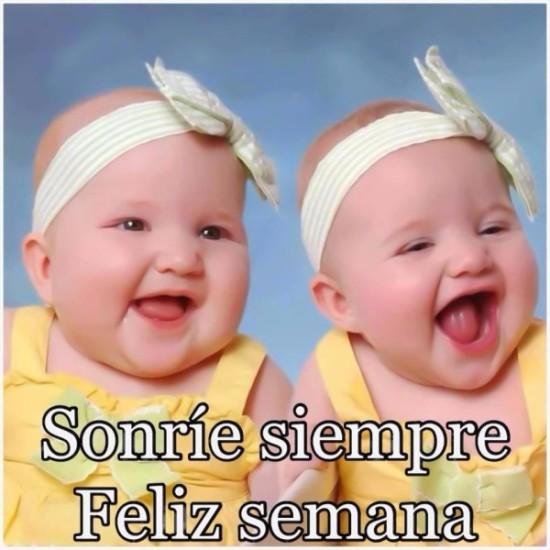 Feliz Sabado con fotos de Bebes y mensajes bonitos (3)