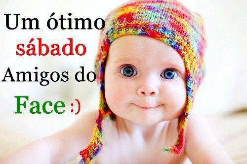Feliz Sabado con fotos de Bebes y mensajes bonitos (7)