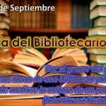 Información del 13 de septiembre – Día del bibliotecario