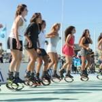 Kangoo Jump: Nuevo ejercicio para bajar de peso, beneficios, imágenes e información