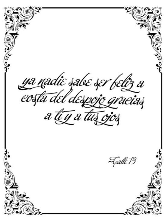 frases para compartir de Calle 13 (3)