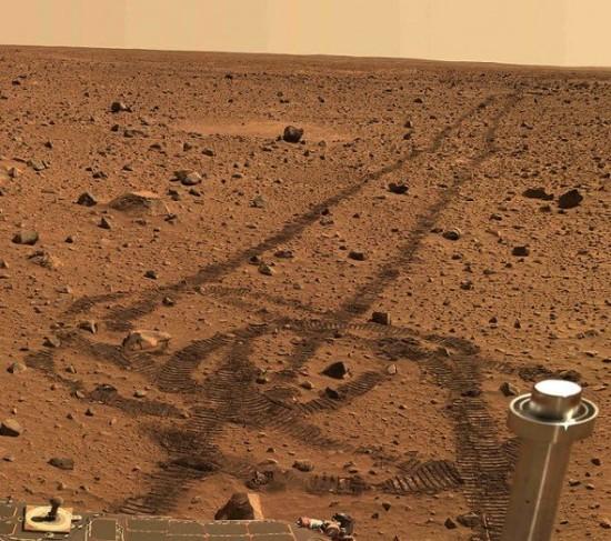 imágenes de Vida en Marte (1)