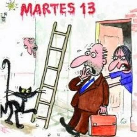 Carteles de Martes 13  (1)