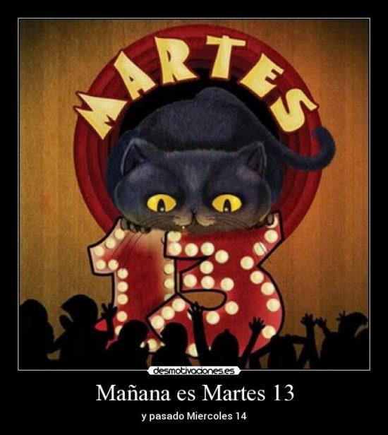 Carteles de Martes 13  (3)