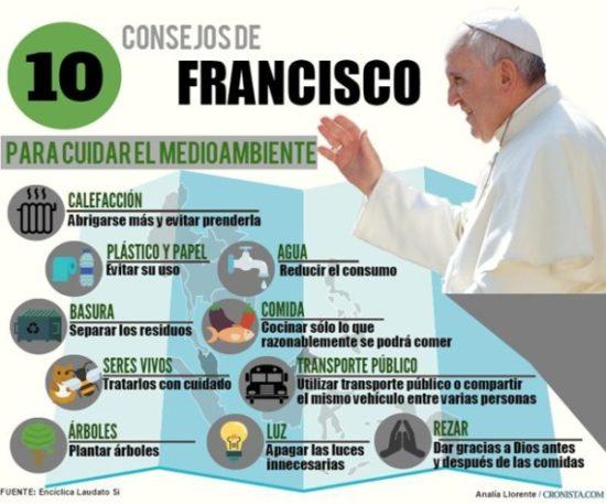 Información del Papa Francisco Bergoglio (2)