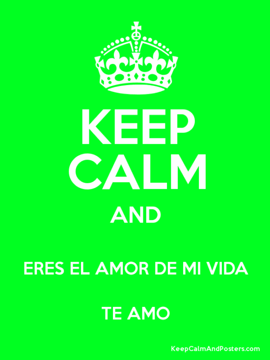 Keep Calm frases de Amor y cumpleaños (1)
