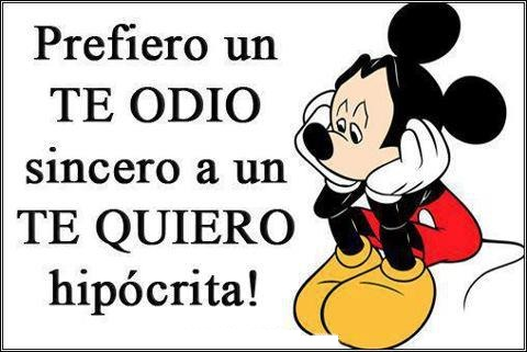 Mickey y Minnie con Frases  (1)