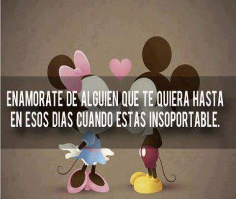Mickey y Minnie con Frases  (9)