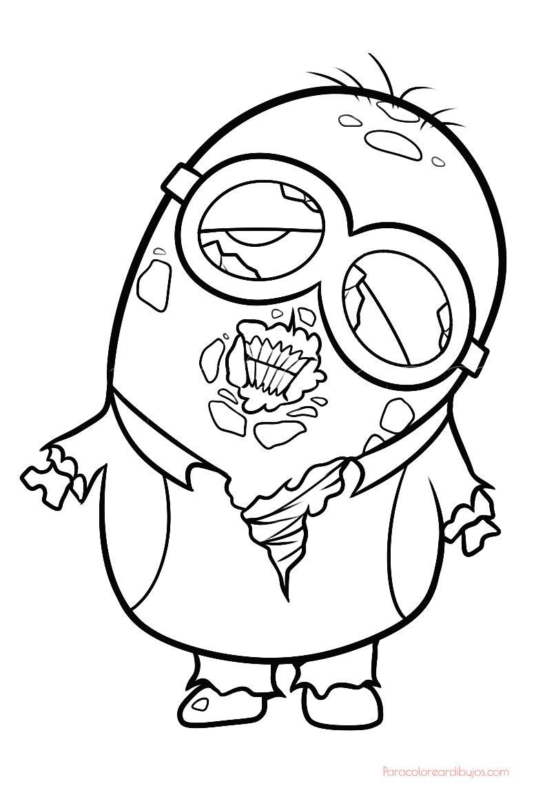 Divertidas imgenes de Los Minions con dibujos para descargar
