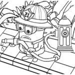 Divertidas imágenes de Los Minions con dibujos para descargar, imprimir y colorear