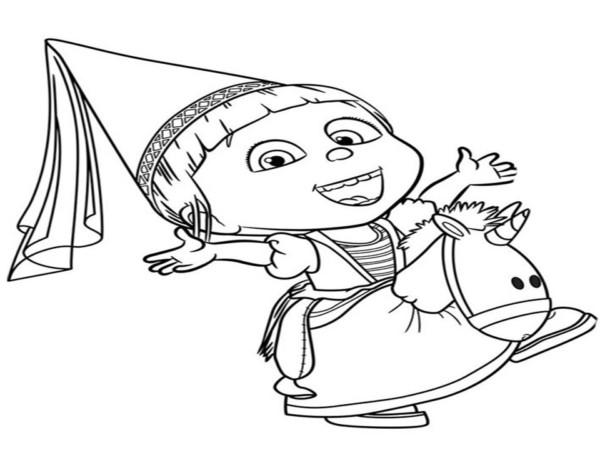 Divertidas imágenes de Los Minions con dibujos para ...