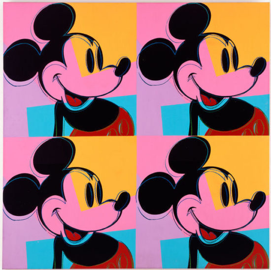 Pop Art Andy Warhol (11)