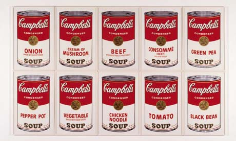 Pop Art Andy Warhol (15)