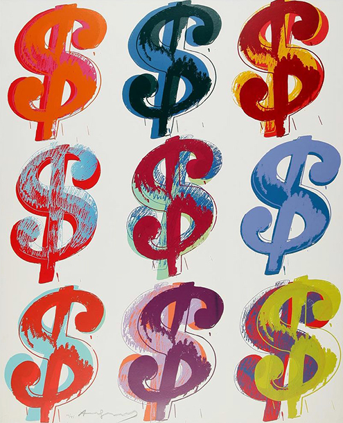Pop Art Andy Warhol (2)
