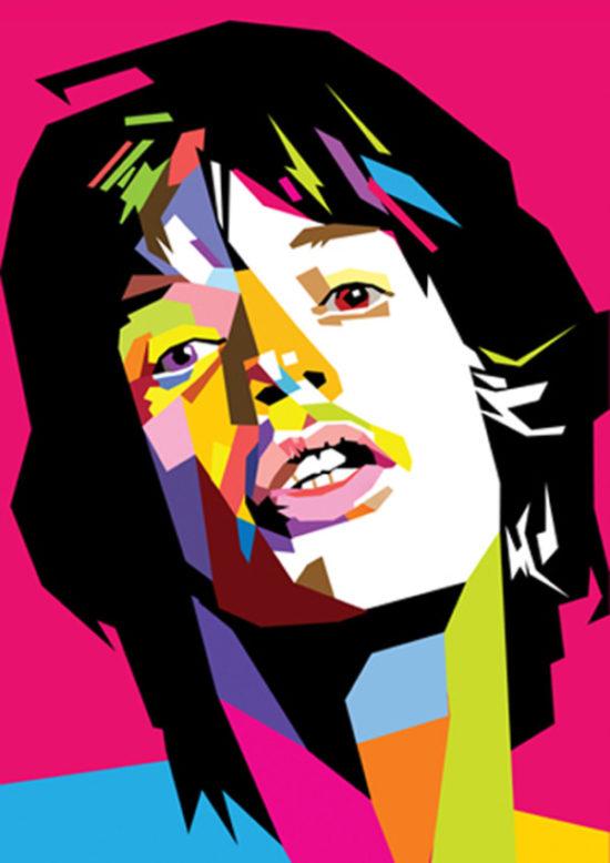 Pop Art Musicos famosos (4)