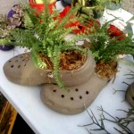 +80 Imágenes de hermosas Macetas originales y recicladas para el Jardín