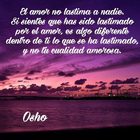 ===Frases Eternas y con otra dimension== Frase-de-Osho-10-550x550