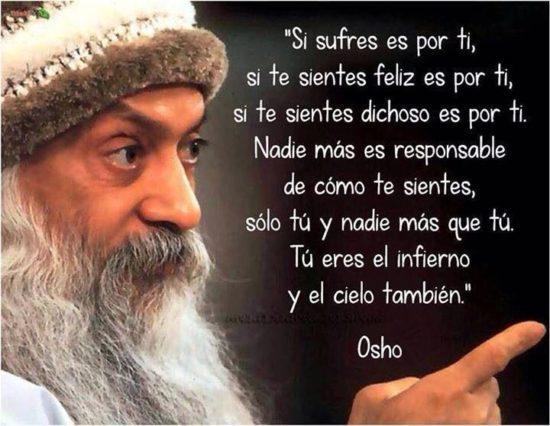 ===Frases Eternas y con otra dimension== Frase-de-Osho-15-550x426