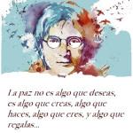Imágenes que simbolizan La Paz en el mundo con frases bonitas
