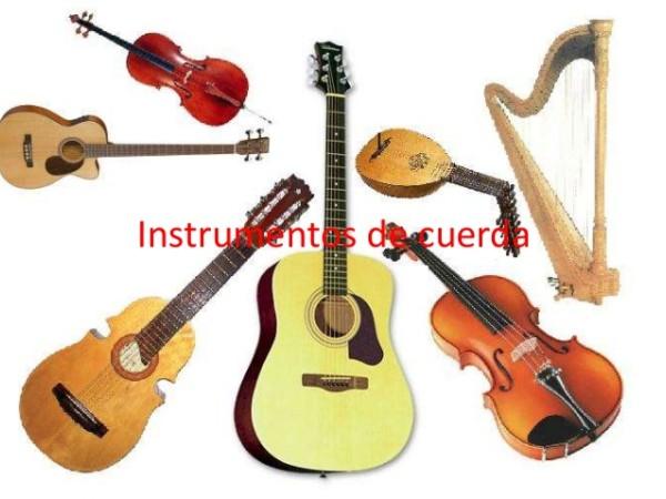 Imgenes de instrumentos musicales de cuerda viento percusion y
