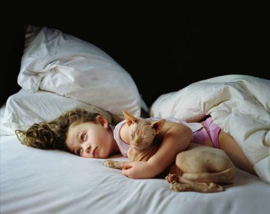 niños y bebes con perros  (11)