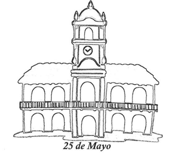 25 de mayo dibujos para niños  colorear (20)