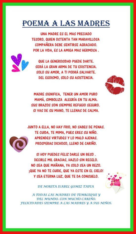Día de la Madre - poemas  (2)