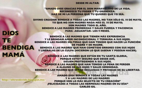 Felíz día de la Madre - frases  (1)