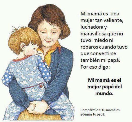 Felíz día de la Madre - frases  (24)