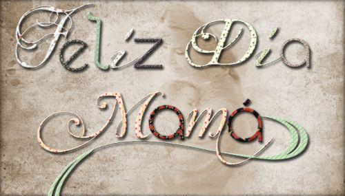 Felíz día de la Madre - frases  (26)