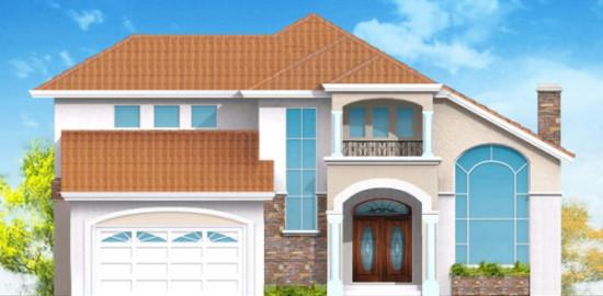 Hermosas fachadas de casas modernas y simples (11)