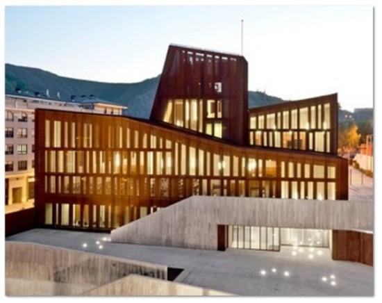 Hermosas fachadas de casas modernas y simples (13)