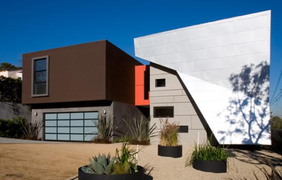 Hermosas fachadas de casas modernas y simples (5)