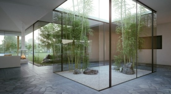 Imágenes con ideas para decorar espacios exteriores  (10)