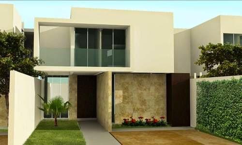 fachadas de Casas modernas imágenes (11)