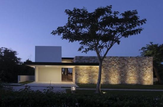 fachadas de Casas modernas imágenes (3)